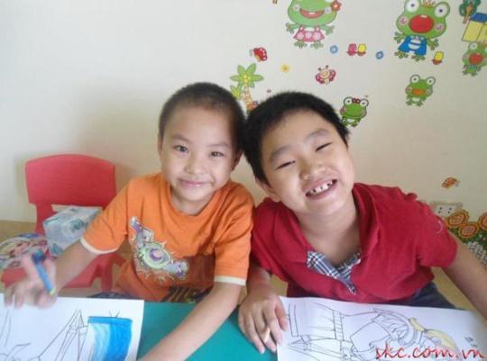 Tiếng Anh cho trẻ tiểu học