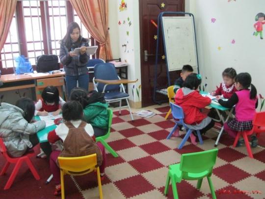 Câu lạc bộ tiếng Anh Smart Câu lạc bộ tiếng Anh Smart Kids Centre